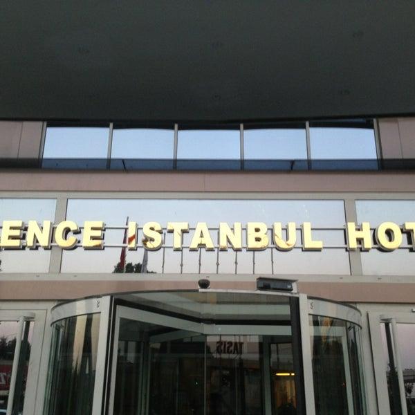 Foto diambil di Silence Hotels Istanbul oleh Ahmet Y. pada 7/25/2013