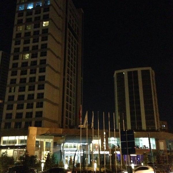 Foto diambil di Silence Hotels Istanbul oleh Ahmet Y. pada 9/25/2013