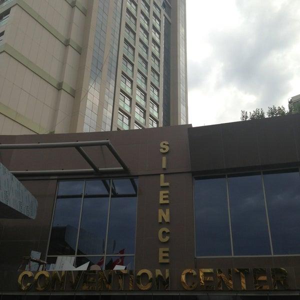 Foto diambil di Silence Hotels Istanbul oleh Ahmet Y. pada 6/12/2013