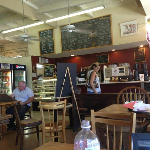 coffee shop mission