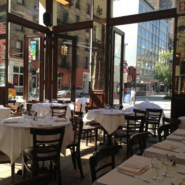 West Side Cafe New York Reviews