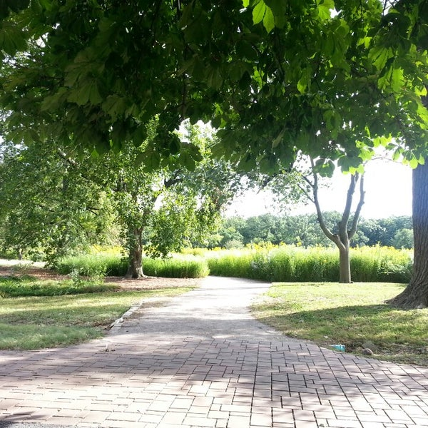 Photo taken at Cantigny Park by Jamie M. on 9/14/2013