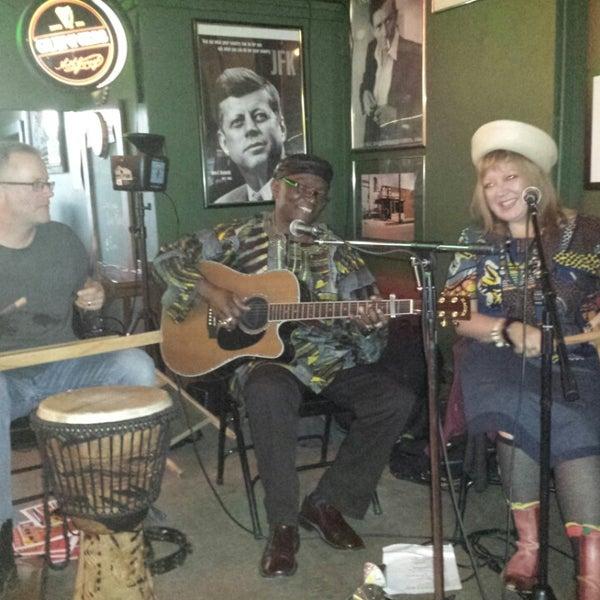 Photo taken at Dubliner Pub by Tom S. on 10/23/2014