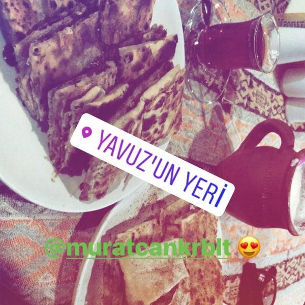 10/8/2017 tarihinde Fulya K.ziyaretçi tarafından Yavuz'un Yeri'de çekilen fotoğraf