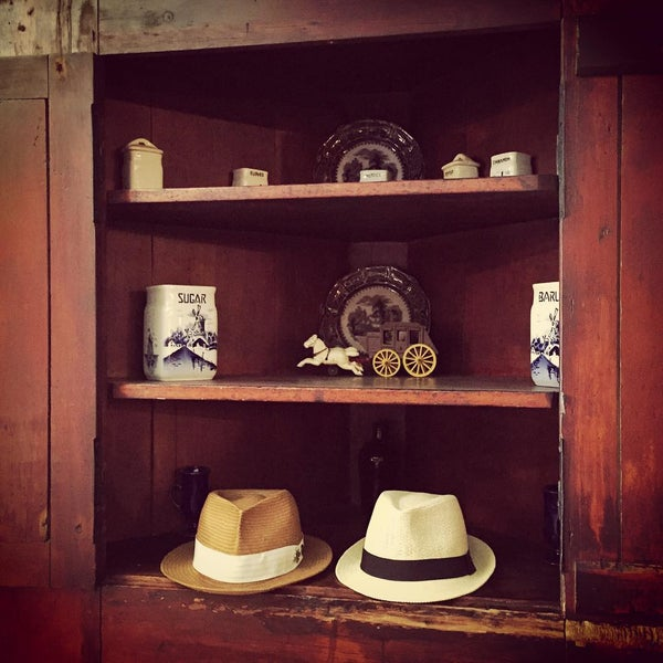 Photo taken at Beekman Arms-Delamater Inn by Eleonora Z. on 7/18/2015