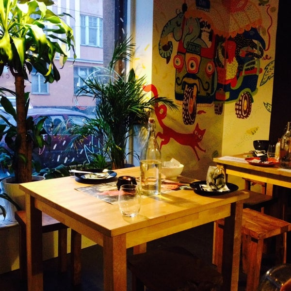 Asian Restaurant In Etu-Töölö