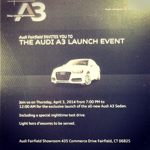 Audi Fairfield Fairfield CT - Fairfield audi
