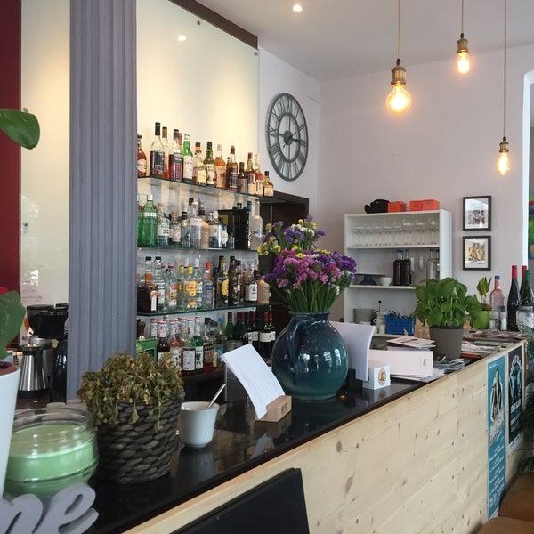 photos at makery - café, bar, wohnzimmer - café in innenstadt, Wohnzimmer