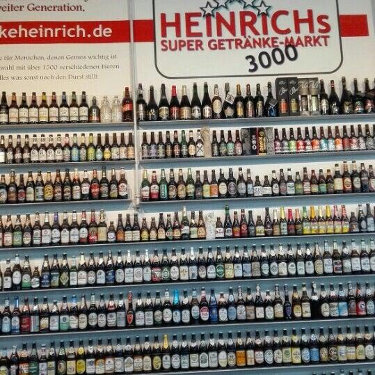 Photos at Heinrich Getränkemarkt - Kornwestheim, Baden-Württemberg