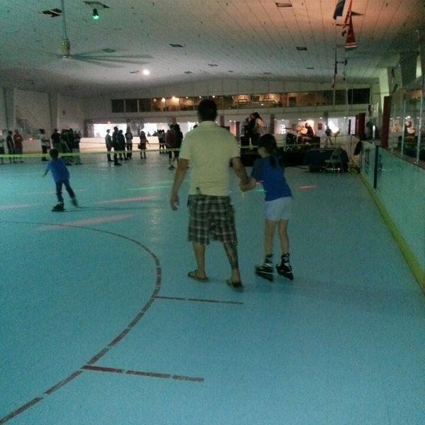 Photo taken at Las Vegas Roller Hockey Center by Carin T. on 4/19/2014