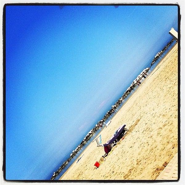 Photo taken at Altamarea Beach Village by Lorenzo P. on 4/25/2014