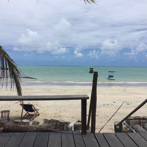 Foto tirada no(a) Praia de São Miguel dos Milagres por Salve em 10/12/2017