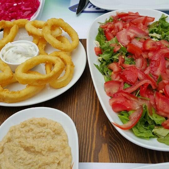 5/31/2015 tarihinde Yasin T.ziyaretçi tarafından Ekonomik Balık Restaurant Avanos'de çekilen fotoğraf