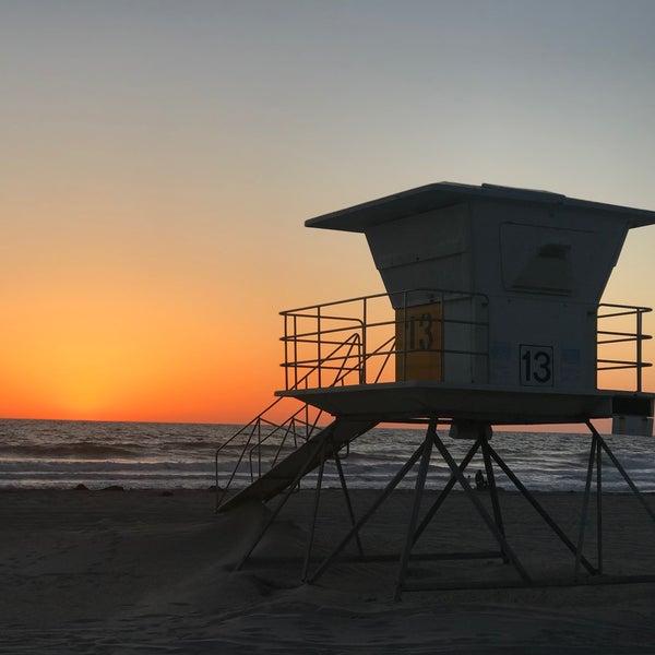 Foto tirada no(a) Mission Beach Park por Reza V. em 4/18/2018