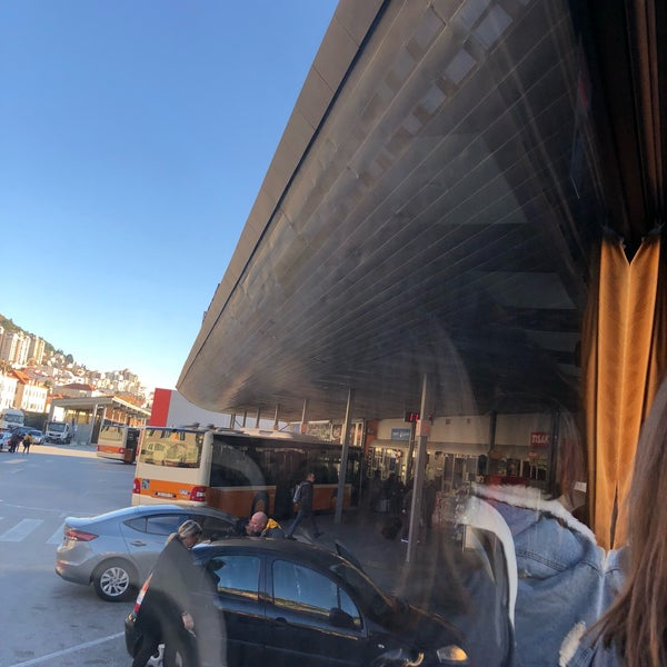 Photo taken at Autobusni Kolodvor Dubrovnik | Dubrovnik Bus Station by Koji O. on 12/30/2017