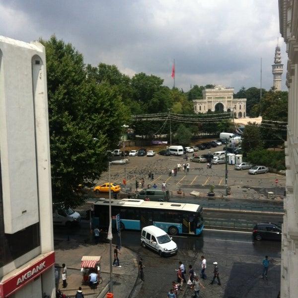 7/19/2014 tarihinde Sibel E.ziyaretçi tarafından Glorious Hotel İstanbul'de çekilen fotoğraf