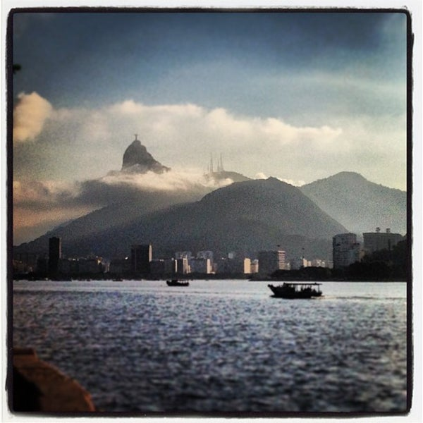 Photo taken at Rio de Janeiro by Victor V. on 6/8/2013
