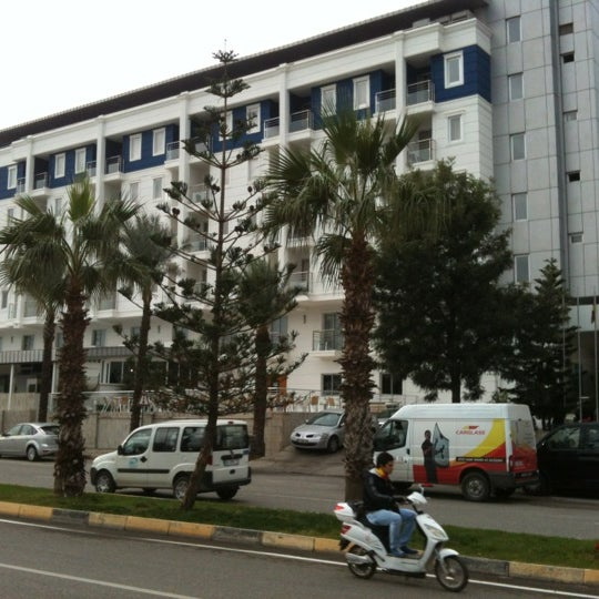 11/30/2012 tarihinde Fatih K.ziyaretçi tarafından Sea Life Resort Hotel'de çekilen fotoğraf
