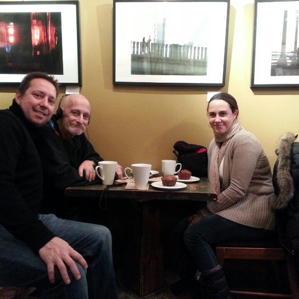 Photo taken at The Remarkable Bean by David R. on 12/15/2013
