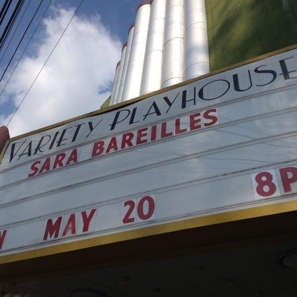 5/20/2013 tarihinde Ginger G.ziyaretçi tarafından Variety Playhouse'de çekilen fotoğraf