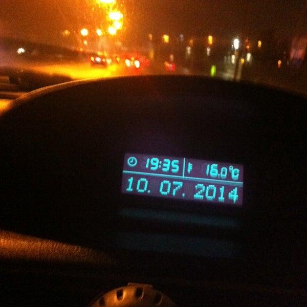 Photo taken at Rodovia Raposo Tavares by su08 on 7/10/2014