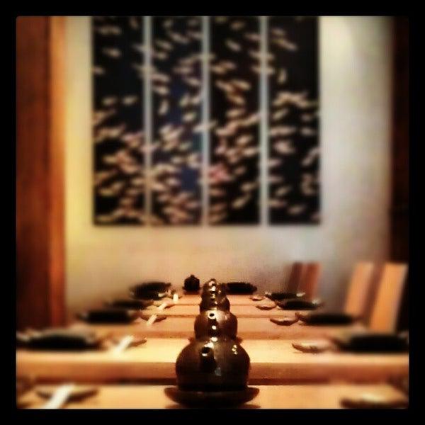 Japanese Restaurant St Martins Lane
