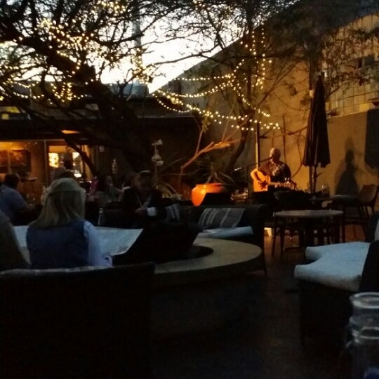 Photo taken at Timo Wine Bar by Chuck on 3/7/2014