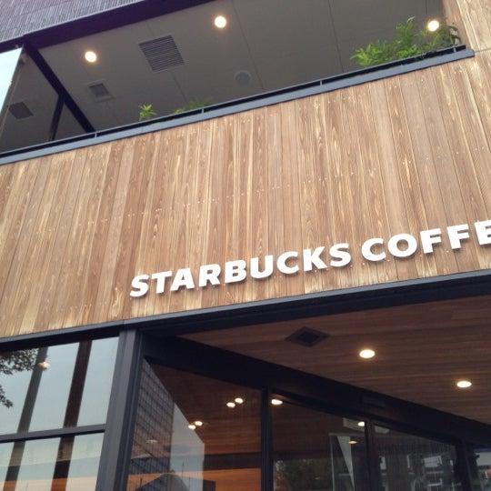 Photo taken at Starbucks by Josh F. on 10/17/2012