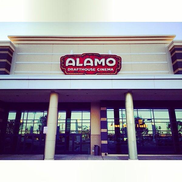 Photo taken at Alamo Drafthouse One Loudoun by Woodrow S. on 10/22/2013