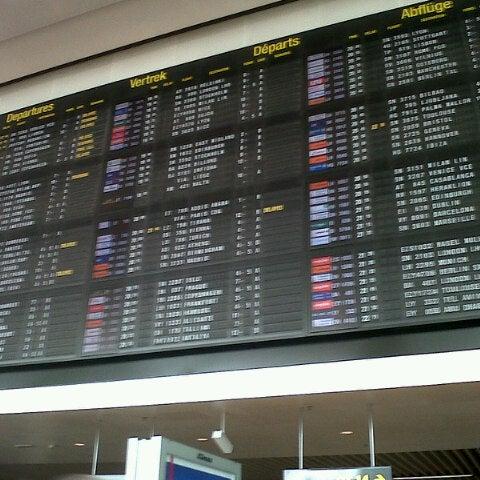 Снимок сделан в Брюссельский аэропорт (BRU) пользователем Bo V. 7/14/2013