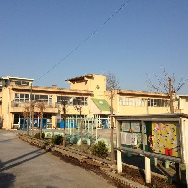 旧取手市立井野小学校 (Now Closed)