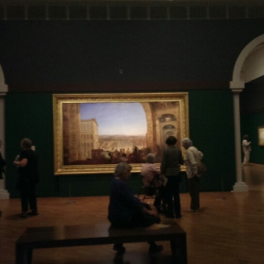 Photo taken at National Gallery of Australia by Stephen W. on 9/4/2013