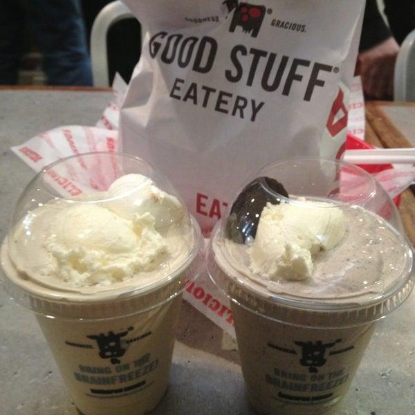 Das Foto wurde bei Good Stuff Eatery von Cori Sue am 1/31/2013 aufgenommen