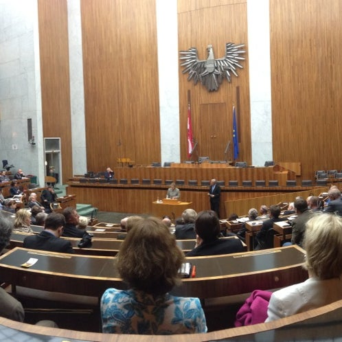 Photo taken at Parlament by Stephan R. on 6/26/2013