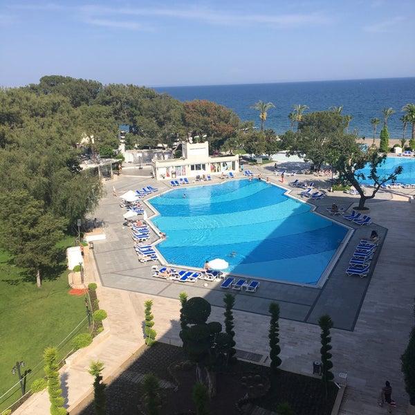 4/15/2018 tarihinde Begüm B.ziyaretçi tarafından Mirada Del Mar Resort'de çekilen fotoğraf