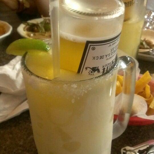 La Nopalera Mexican Restaurant Menu