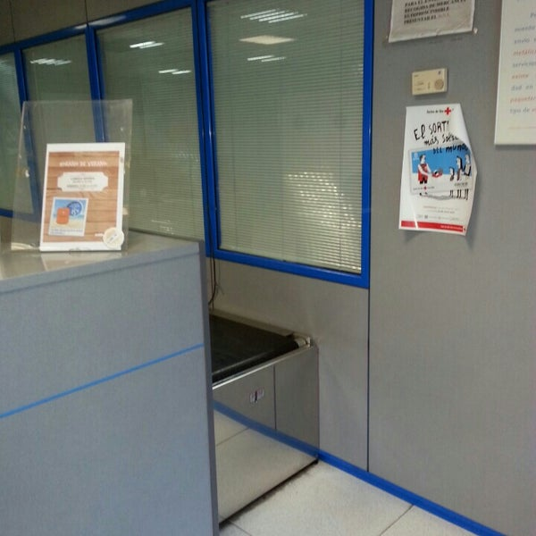 Seur post office in son castell for Seur oficinas centrales madrid
