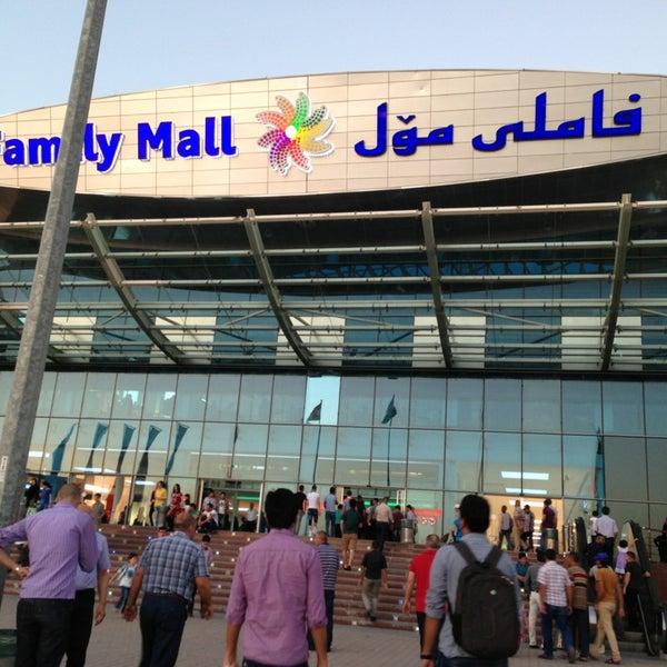 7/5/2013 tarihinde Mohsin K.ziyaretçi tarafından Family Mall'de çekilen fotoğraf