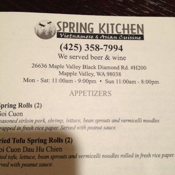 Photos At Spring Kitchen 1 Tip