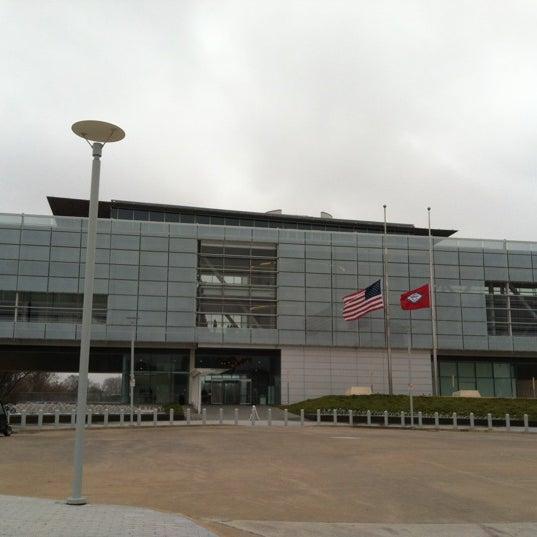 Foto tomada en William J. Clinton Presidential Center and Park por Isaac P. el 12/7/2012