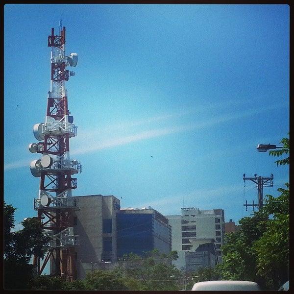 Photo taken at Globe Telecom IT Plaza by Coy C. on 3/19/2013