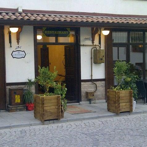 7/18/2013 tarihinde Serdar N.ziyaretçi tarafından Lokmahane Restaurant'de çekilen fotoğraf