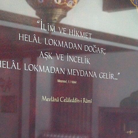 7/3/2013 tarihinde Serdar N.ziyaretçi tarafından Lokmahane Restaurant'de çekilen fotoğraf