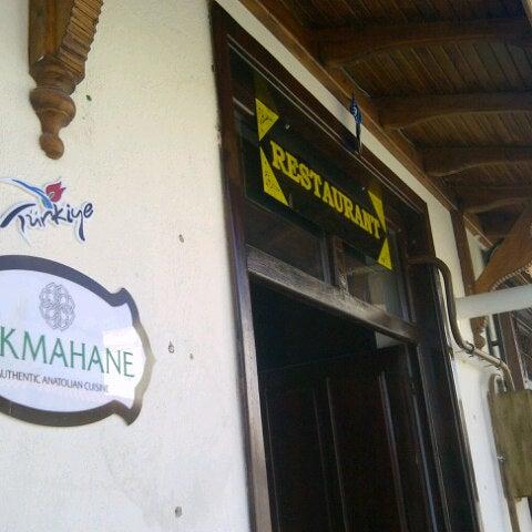 6/16/2013 tarihinde Serdar N.ziyaretçi tarafından Lokmahane Restaurant'de çekilen fotoğraf