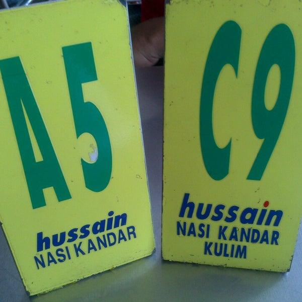 Photo taken at Hussain Nasi Kandar by Muhammad H. on 7/8/2013
