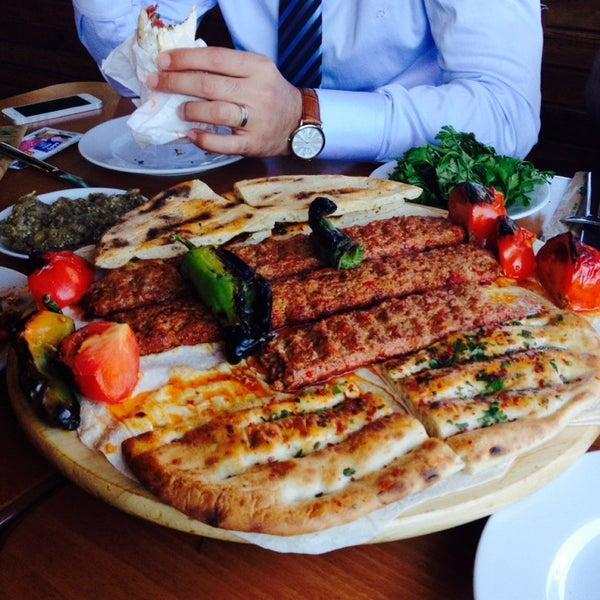 10/11/2013 tarihinde Özsüt P.ziyaretçi tarafından Adanalı Yusuf Usta'de çekilen fotoğraf