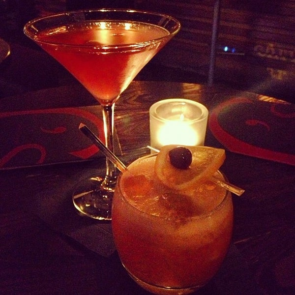 Photo taken at Christopher's Martini Bar by Karl W. on 11/2/2012