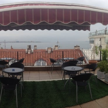 9/11/2014 tarihinde Selami D.ziyaretçi tarafından Angel's Home Hotel'de çekilen fotoğraf