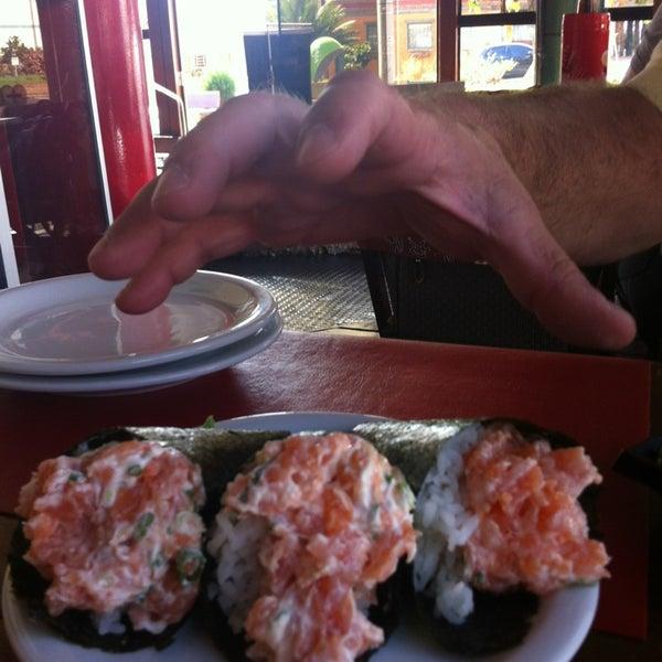 Foto tirada no(a) Hachi Japonese Food por Aparecido R. em 6/28/2013