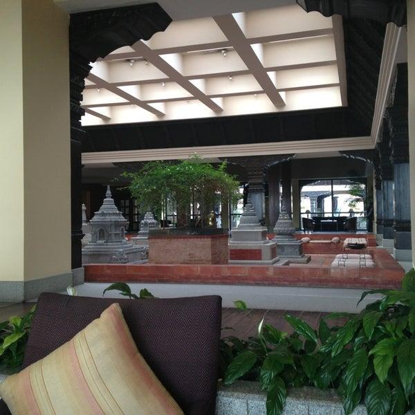 The Cafe @ Hyatt Regency (Kathmandu)